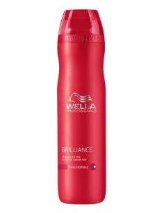 Wella Brilliance shampoo 250ml Fine/Normal
