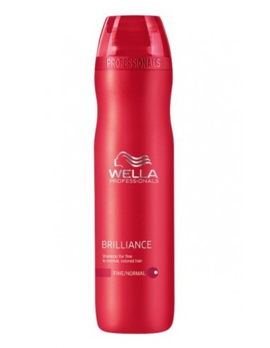 Wella Brilliance sha 250ml Fine/Normal