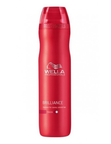 Wella Brilliance sha 250ml Thick