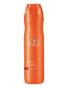 Wella Enrich shampoo 250ml Thick