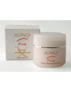 Alphea Sebum rebalancing face cream 50ml