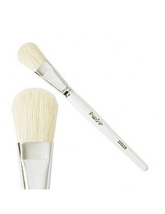 White silk mask brush 135129
