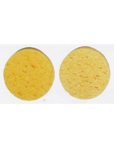 Small rounded mask sponges