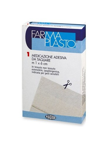 Farmaplasto Cerotto 1mt x 6cm