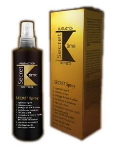 K Time Secret spray