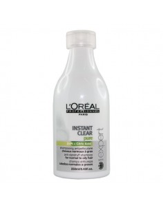 L'Oreal Expert Shampoo 250ml Instant clear Pure