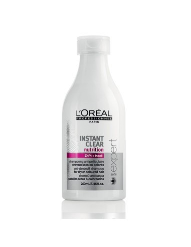 Expert Shampoo 250ml Instant clear Nutrition