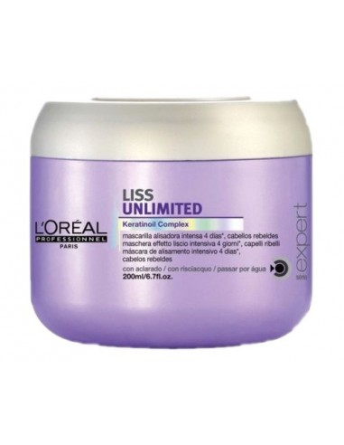 Expert Masque 200ml Liss Unlimited