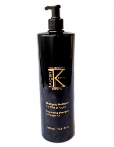 K Time Argan Shampoo 1000ml