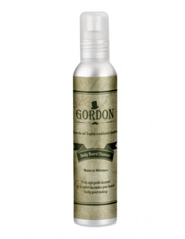 Gordon daily beard cleanser D400