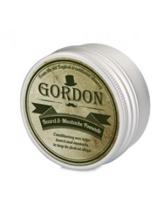 Gordon beard & moustache pomade D402