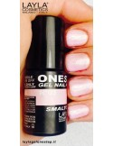 One step gel nail polish