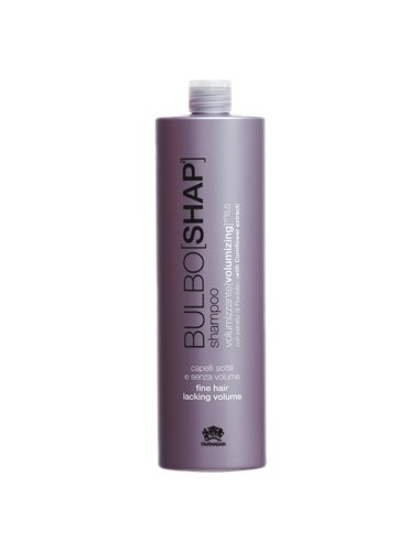 Bulboshap volumizing shampoo lt