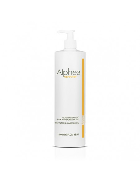 Alphea Sweet almonds massage oil 1000ml