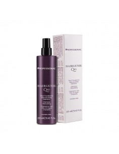 Professional Hairgenie Q10 spray treatment