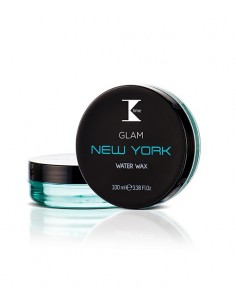K time Glam New York water wax