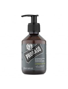Proraso 400752 Cypress and Vetyver Detergente barba