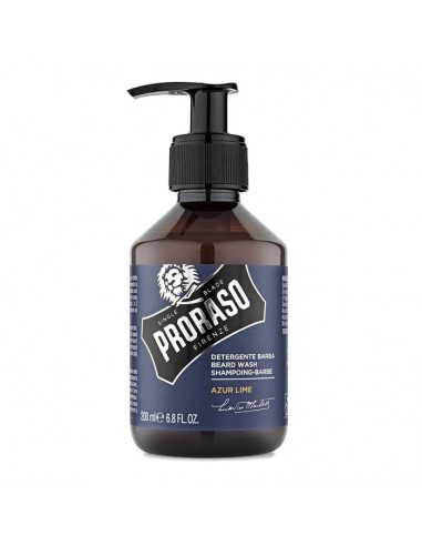 Proraso Azur Lime Beard wash 400751