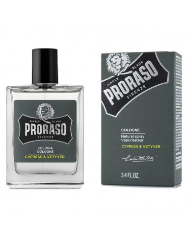Proraso Cypress and Vetyver Colonia 400772