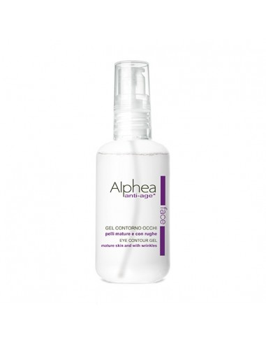 Alphea Anti-age Gel contorno occhi 100ml