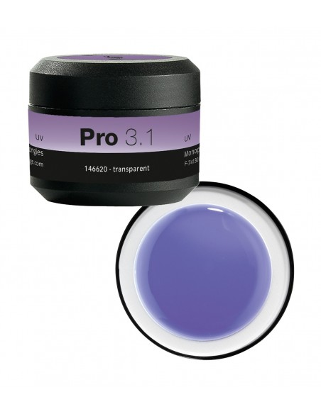 Peggy Sage Pro 3.1 gel trasparente 146620