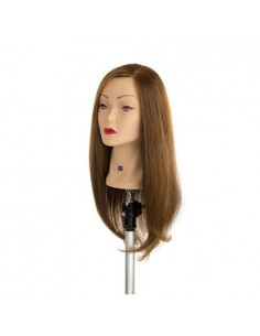 Real hair 50cm mannequin I102