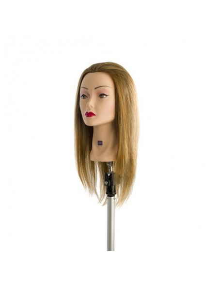 Mixed hair 35cm mannequin I111