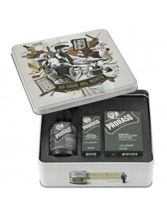 Proraso Cypress and Vetyver Beard kit 400692