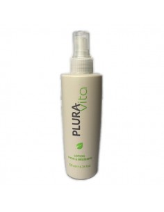 Plura Vita Lotion phon and brushing