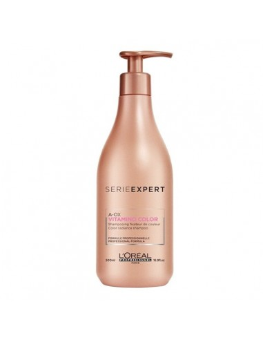 Expert Shampoo 500ml Vitamino color