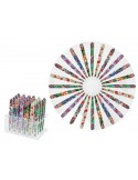 Tropical slant tweezers 24pcs boxset