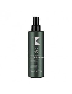 K time One Man All over fluid capelli&barba