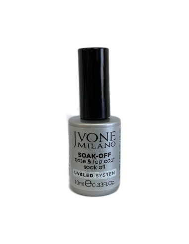Jvone Soak-off Base & Top coat