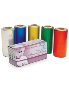12cm coloured aluminium roll