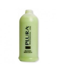 Plura Coconut mint conditioner