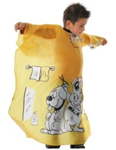 Kid haircut cape Dog A019